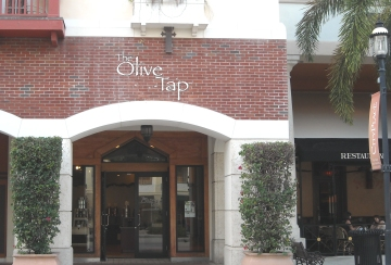 Street View, The Olive Tap at CityPlace